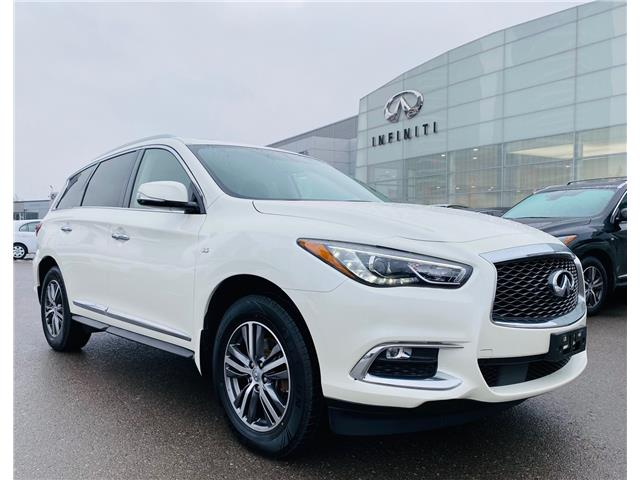 2017 Infiniti QX60 Base (Stk: H9500A) in Thornhill - Image 1 of 20