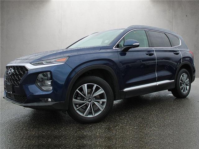 2019 Hyundai Santa Fe Preferred 2.4 (Stk: K20-0079A) in Chilliwack - Image 1 of 17