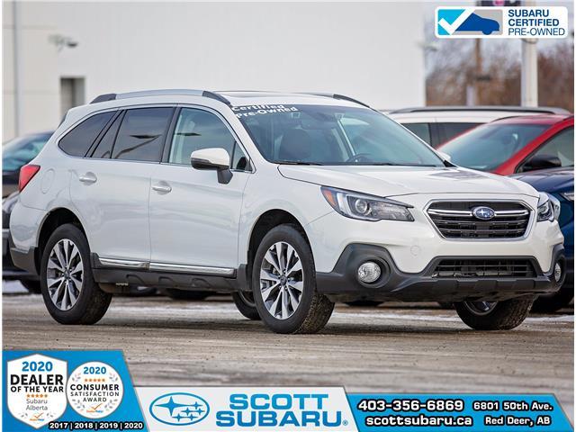 2019 Subaru Outback 3.6R Premier EyeSight Package 4S4BSFTC9K3238647 SS0421 in Red Deer