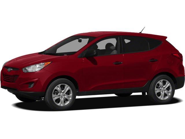 2012 Hyundai Tucson GLS (Stk: 21107A) in Rockland - Image 1 of 4