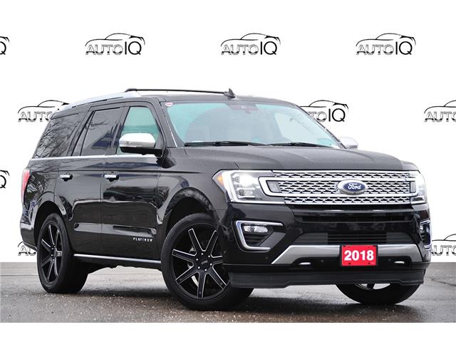 2018 Ford Expedition Platinum (Stk: 154430A) in Kitchener - Image 1 of 24