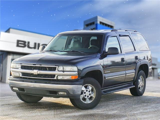 2003 Chevrolet Tahoe Special Services (Stk: T20-1516A) in Dawson Creek - Image 1 of 14