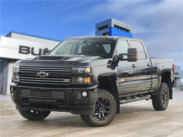 2019 Chevrolet Silverado 2500HD LTZ (Stk: T21-1637A) in Dawson Creek - Image 1 of 15