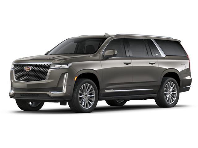 New 2021 Cadillac Escalade ESV Premium Luxury  - Kelowna - Bannister Cadillac Buick GMC Ltd. Kelowna