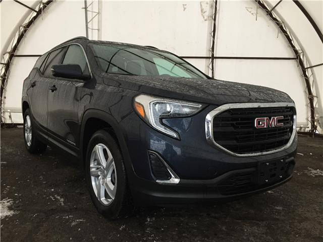 2018 GMC Terrain SLE (Stk: 210082A) in Ottawa - Image 1 of 28