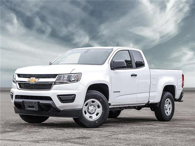 2021 Chevrolet Colorado WT (Stk: GH201155) in Mississauga - Image 1 of 23