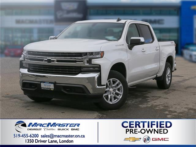 2019 Chevrolet Silverado 1500 LT (Stk: 210149A) in London - Image 1 of 10