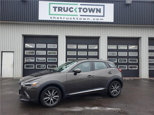 2017 Mazda CX-3 GT (Stk: T0024) in Smiths Falls - Image 1 of 23
