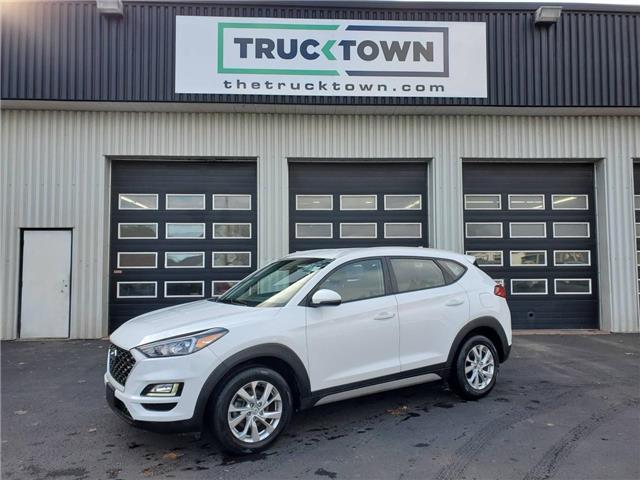 2019 Hyundai Tucson Preferred (Stk: T0117) in Smiths Falls - Image 1 of 25