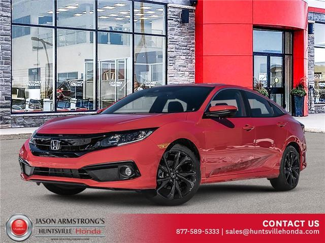2021 Honda Civic Sport (Stk: 221100) in Huntsville - Image 1 of 21