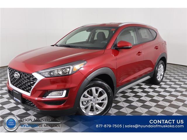 2021 Hyundai Tucson Preferred (Stk: 121-050) in Huntsville - Image 1 of 30