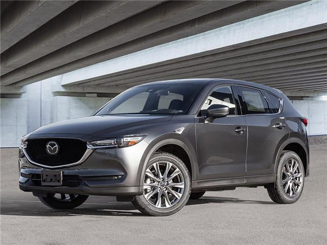 2021 Mazda CX-5 Signature (Stk: 21-0309) in Mississauga - Image 1 of 23