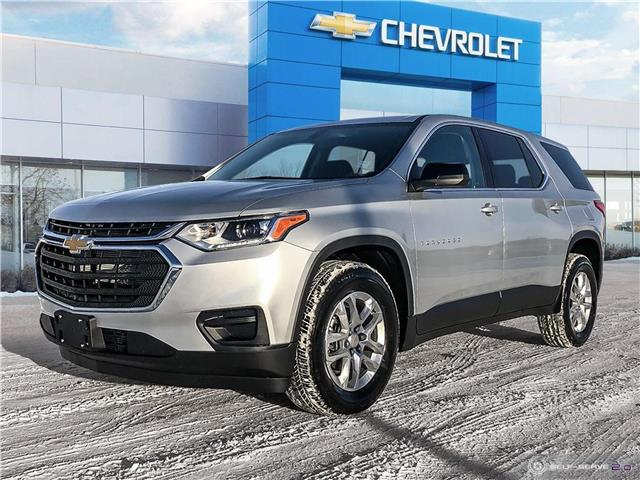 2021 Chevrolet Traverse LS (Stk: G21350) in Winnipeg - Image 1 of 25