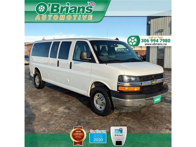 2017 Chevrolet Express 3500 1LT (Stk: 14102A) in Saskatoon - Image 1 of 20