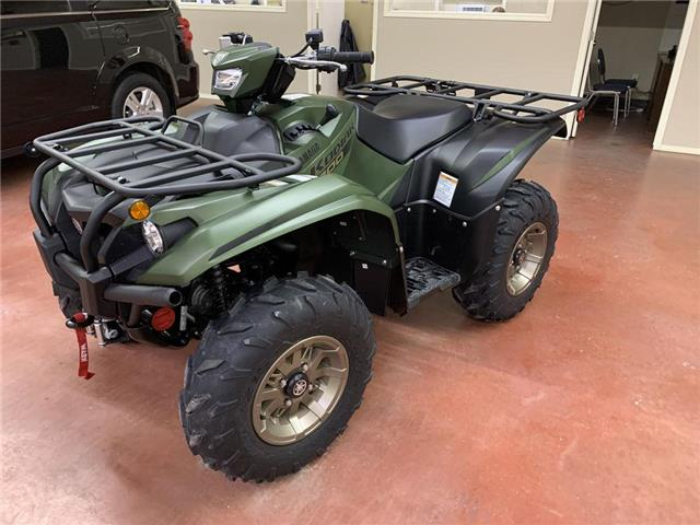 2021 Yamaha Kodiak 700 EPS SE Covert Green  (Stk: YQ21-60) in Nipawin - Image 1 of 10