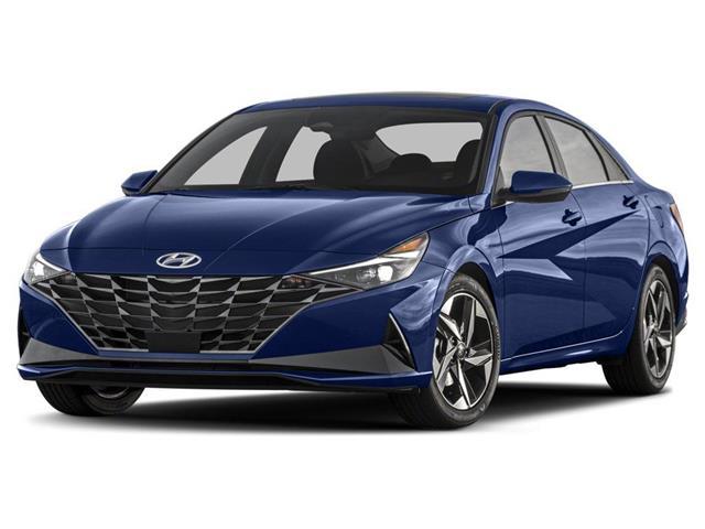 2021 Hyundai Elantra Preferred w/Sun & Tech Pkg (Stk: HFH023) in Toronto - Image 1 of 3