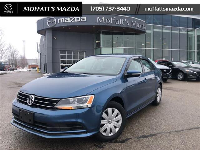 2016 Volkswagen Jetta  (Stk: P8528B) in Barrie - Image 1 of 17