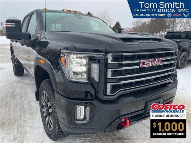 2021 GMC Sierra 2500HD AT4 (Stk: 210271) in Midland - Image 1 of 9
