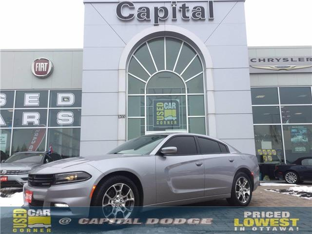 2016 Dodge Charger SXT (Stk: M00169A) in Kanata - Image 1 of 27