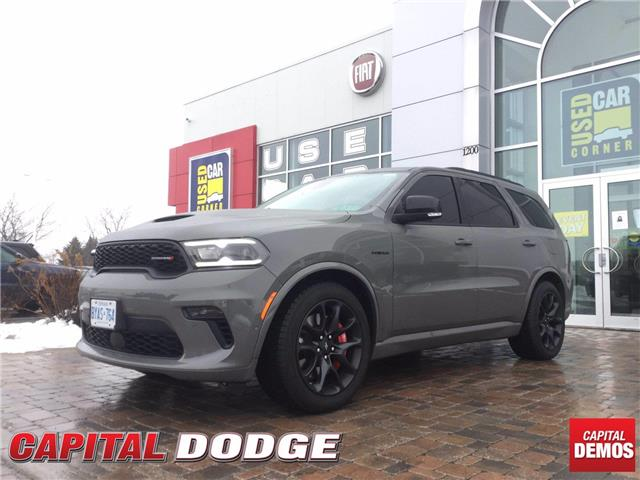 2021 Dodge Durango R/T (Stk: M00132) in Kanata - Image 1 of 28