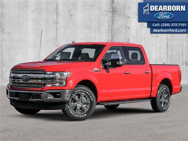 2020 Ford F-150 Lariat (Stk: TL468) in Kamloops - Image 1 of 23