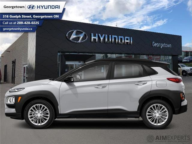 2021 Hyundai Kona 1.6T Trend w/Two-Tone Roof (Stk: 1110) in Georgetown - Image 1 of 2