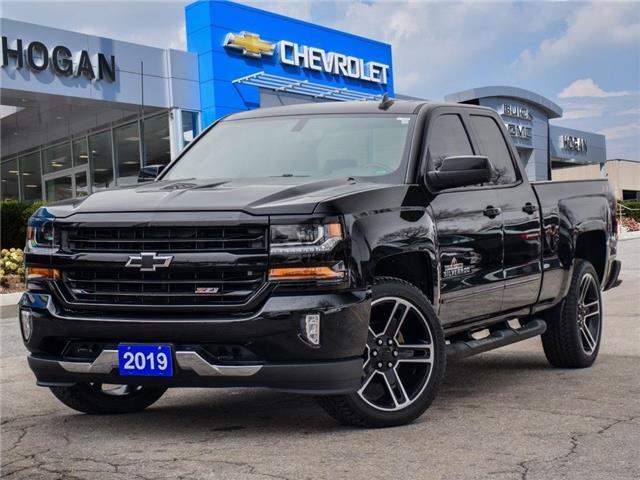 2019 Chevrolet Silverado 1500 LD LT (Stk: A100747) in Scarborough - Image 1 of 29
