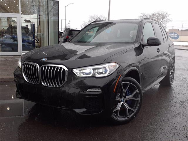 2021 BMW X5 xDrive40i (Stk: 14202) in Gloucester - Image 1 of 25