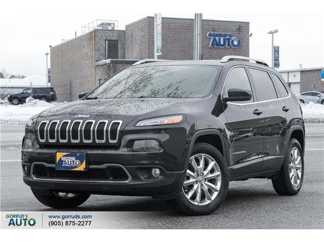 2016 Jeep Cherokee Limited (Stk: 186148) in Milton - Image 1 of 21