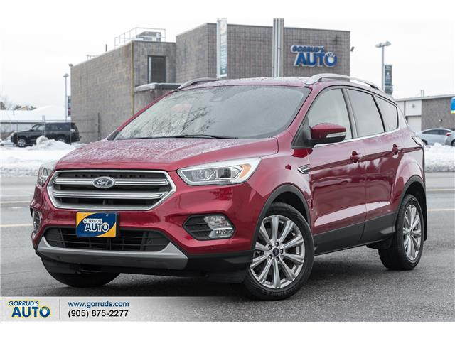 2017 Ford Escape Titanium (Stk: C15176) in Milton - Image 1 of 21