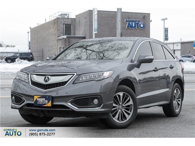2018 Acura RDX Elite (Stk: 802172) in Milton - Image 1 of 23