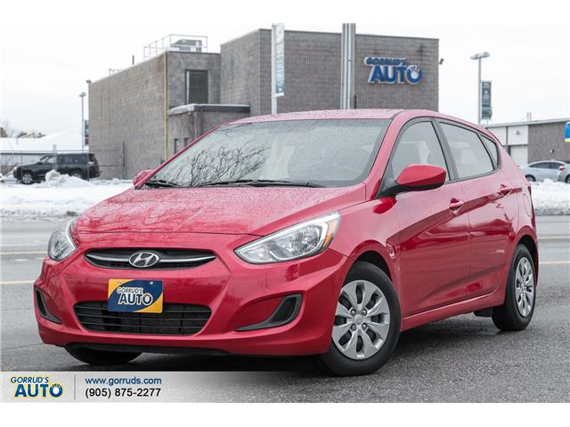 2017 Hyundai Accent GL (Stk: 350886) in Milton - Image 1 of 18