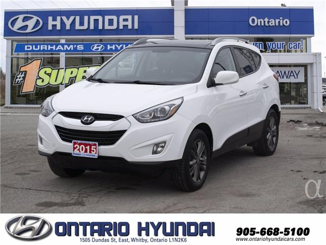 2015 Hyundai Tucson GLS (Stk: 60464K) in Whitby - Image 1 of 18