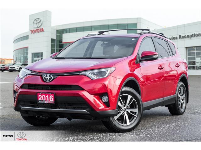 2016 Toyota RAV4 XLE (Stk: 529727A) in Milton - Image 1 of 21