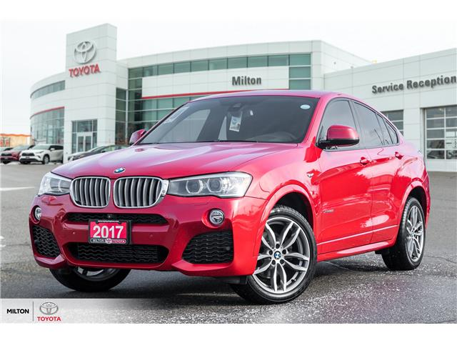2017 BMW X4 xDrive28i (Stk: R23385) in Milton - Image 1 of 24