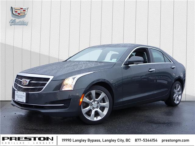 2016 Cadillac ATS 2.0L Turbo Luxury Collection (Stk: 1202601) in Langley City - Image 1 of 30