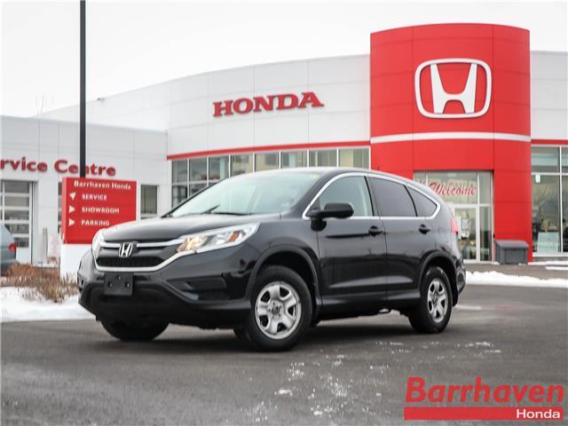 2016 Honda CR-V LX (Stk: B0806) in Ottawa - Image 1 of 27