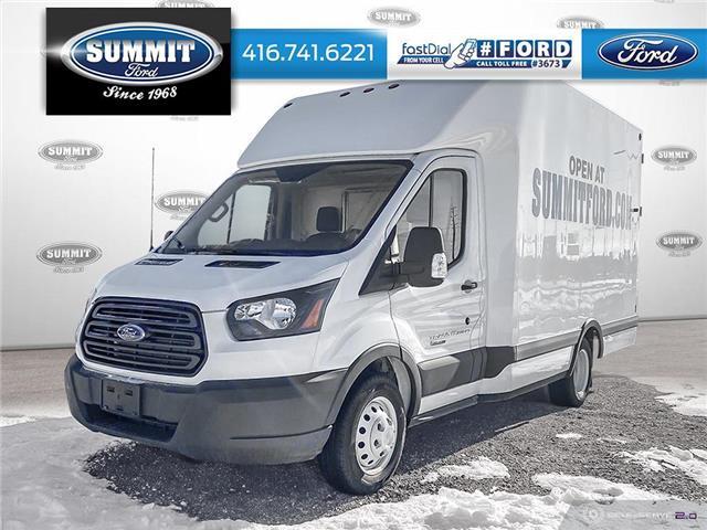2019 Ford Transit-350 Cutaway Base (Stk: 19O6150) in Toronto - Image 1 of 23
