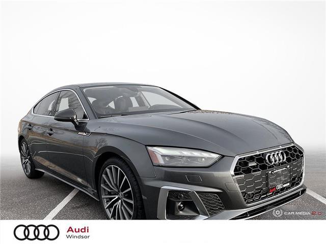 2021 Audi A5 2.0T Technik (Stk: 21063) in Windsor - Image 1 of 30