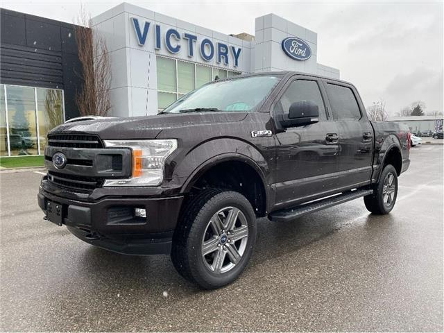 2019 Ford F-150  (Stk: V9657) in Chatham - Image 1 of 21