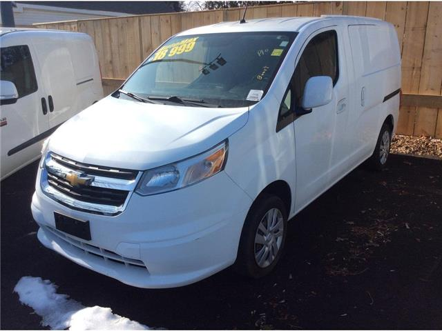 2015 Chevrolet City Express 1LS (Stk: A9342) in Sarnia - Image 1 of 1