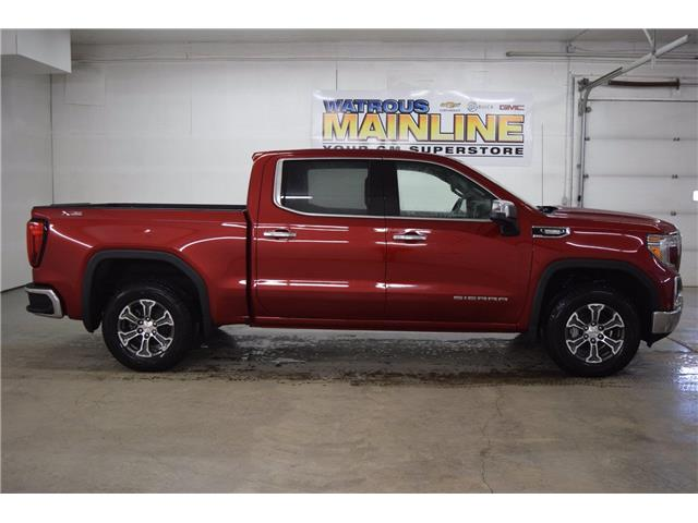 2021 GMC Sierra 1500 SLT (Stk: M01129) in Watrous - Image 1 of 49