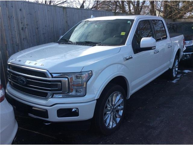 2019 Ford F-150 Limited (Stk: A9410) in Sarnia - Image 1 of 1