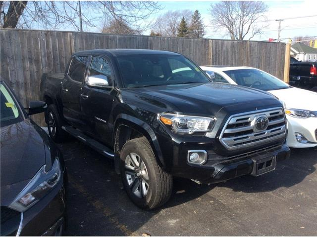 2018 Toyota Tacoma Limited (Stk: A9417) in Sarnia - Image 1 of 1