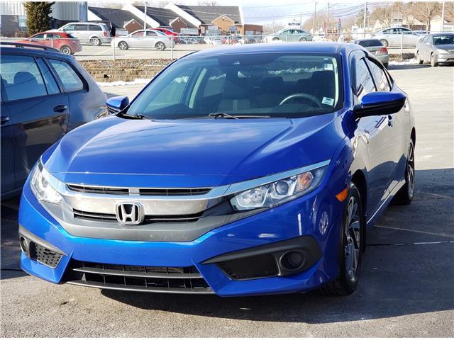 2018 Honda Civic SE (Stk: 10972A) in Lower Sackville - Image 1 of 3
