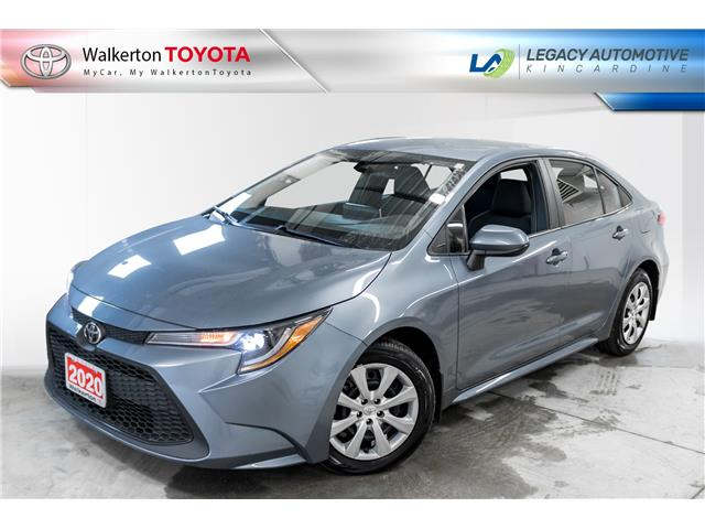 2020 Toyota Corolla LE (Stk: P9047) in Kincardine - Image 1 of 18