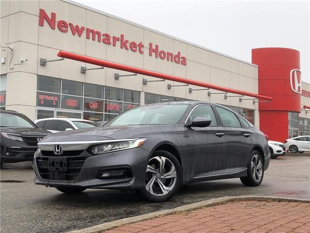 2018 Honda Accord EX-L (Stk: 20-2082A) in Newmarket - Image 1 of 23
