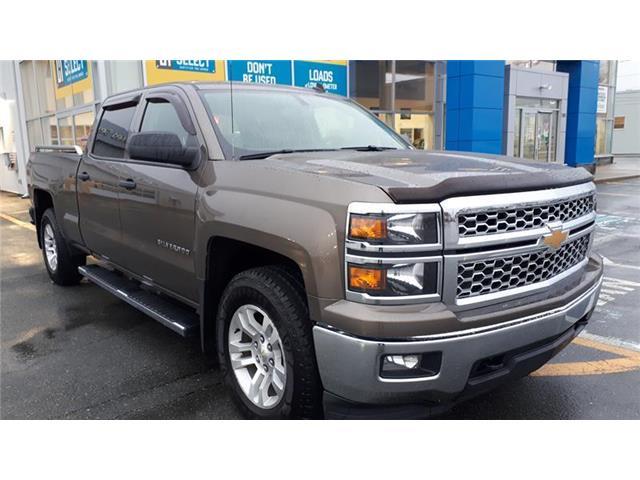 2014 Chevrolet Silverado 1500  (Stk: PFU68157) in St. John\'s - Image 1 of 16