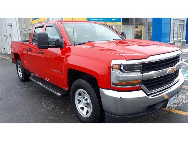 Used 2018 Chevrolet Silverado 1500   - St. John\'s - Hickman Chrysler Dodge Jeep