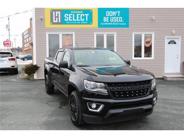2020 Chevrolet Colorado LT (Stk: CU66401) in St. Johns - Image 1 of 20